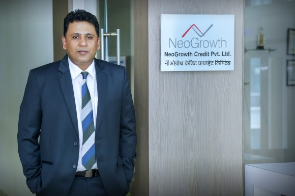Arun Nayyar, CEO of Oikocredit partner NeoGrowth